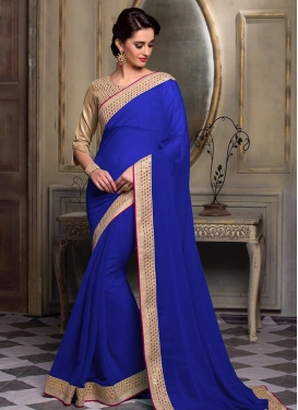 Phenomenal  Contemporary Style Saree For Ceremonial