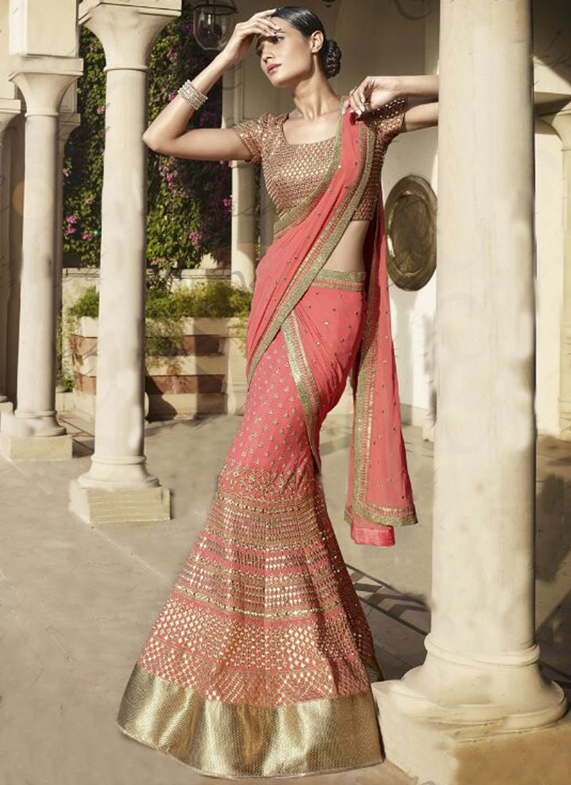 Pleasance Sequins Work Wedding Lehenga Choli