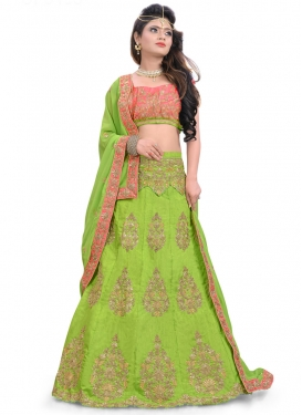 Preferable Booti Work  Trendy Designer Lehenga Choli