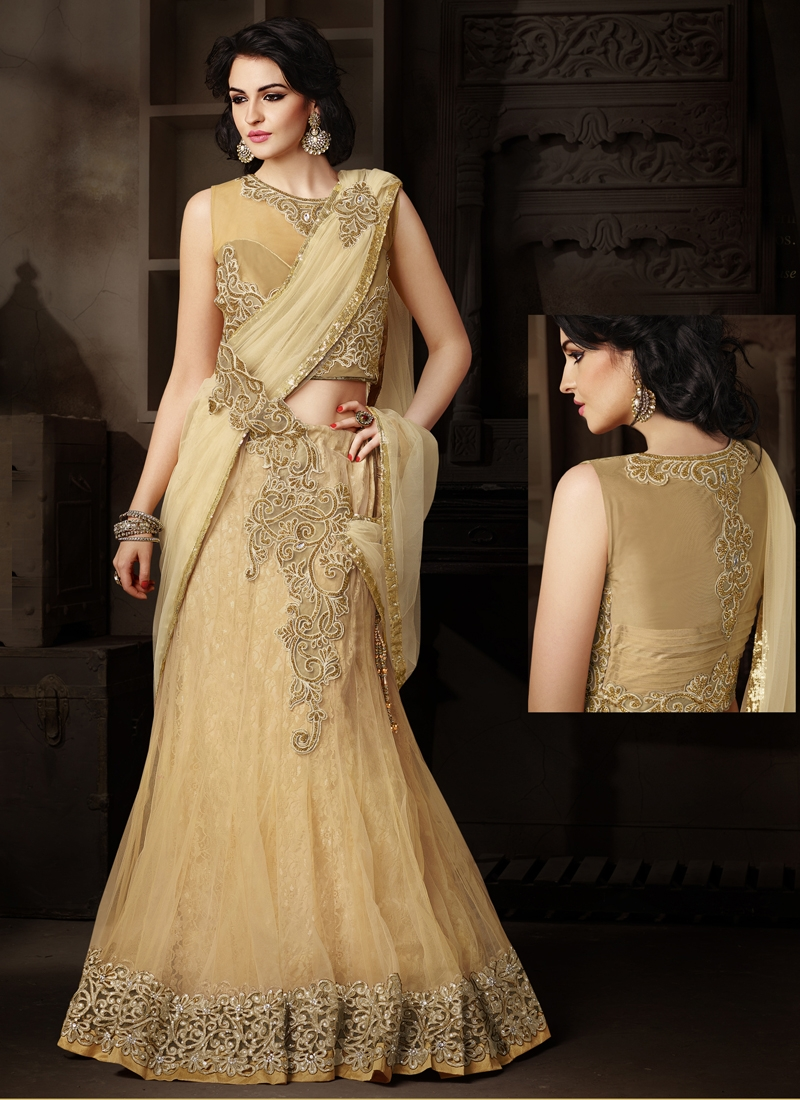 Prepossessing Sequins Work Designer Lehenga Choli