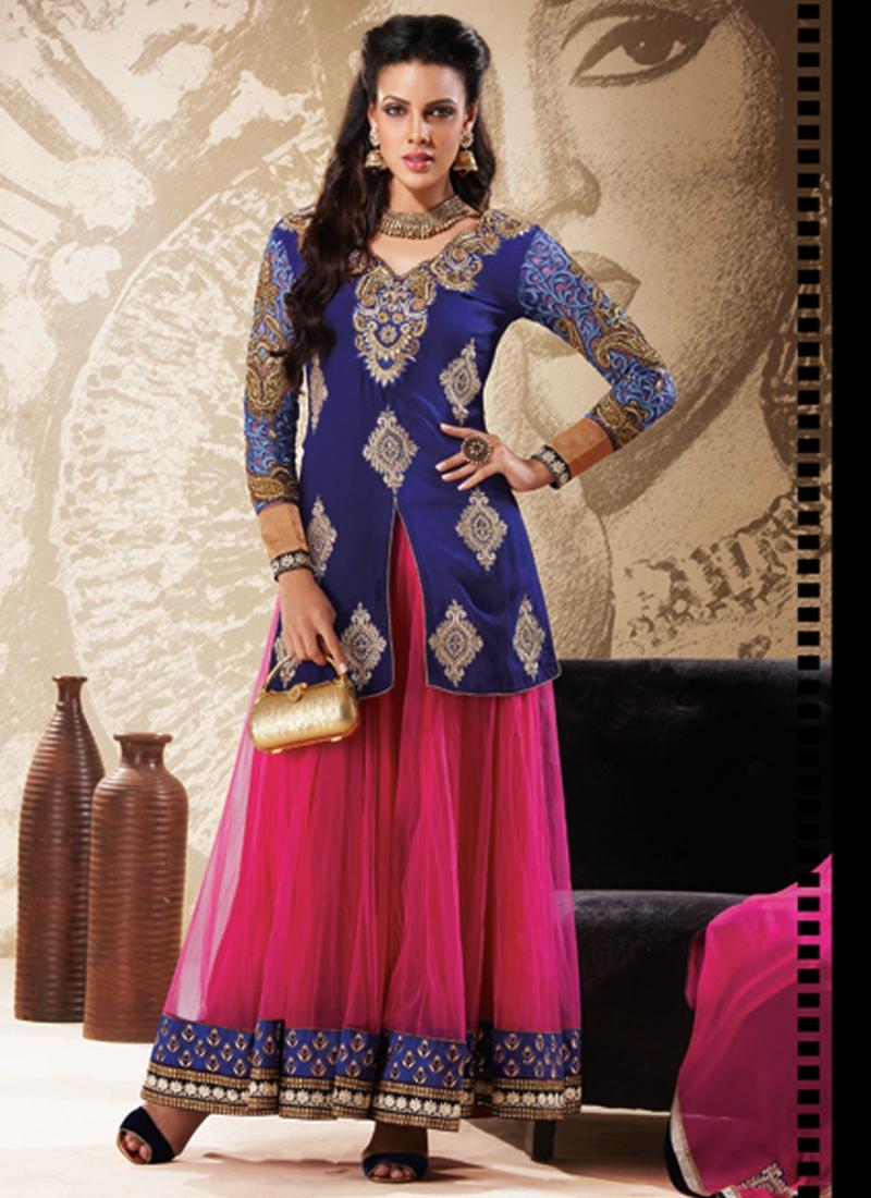 Princely Jaal Enhanced Designer Salwar Suit