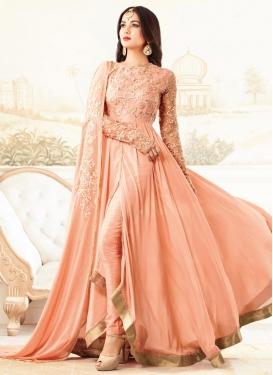 Pure Georgette Pant Style Designer Salwar Kameez For Party