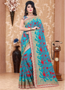 Pure Georgette Trendy Classic Saree