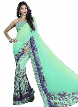 Ravishing Contemporary Saree For Casual