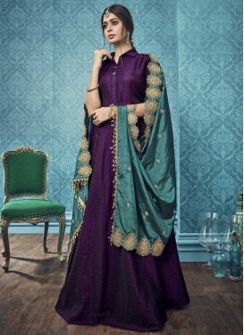 Readymade Designer Gown