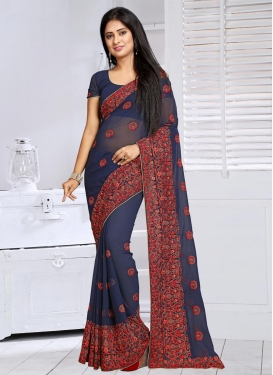 Refreshing  Trendy Classic Saree