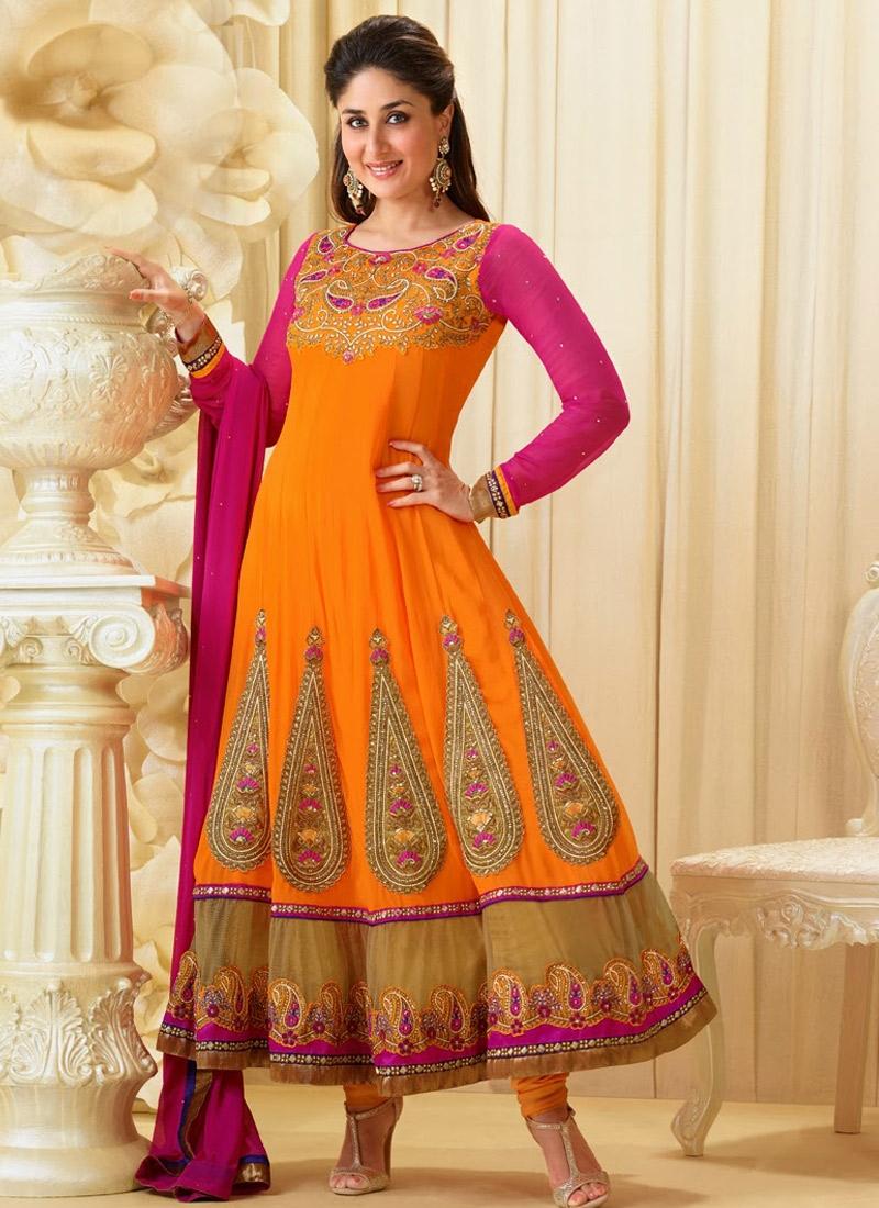 Resham Enhanced Kraeena Kapoor Salwar Suit