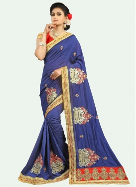 Satin Silk Classic Saree