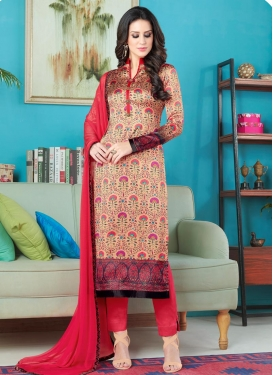 Satin Silk Pant Style Straight Suit For Ceremonial
