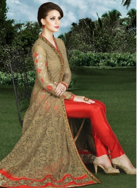 Savory  Pant Style Designer Salwar Kameez For Ceremonial