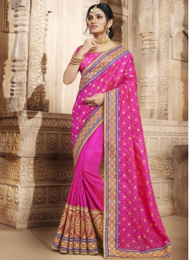 Scintillating  Trendy Classic Saree