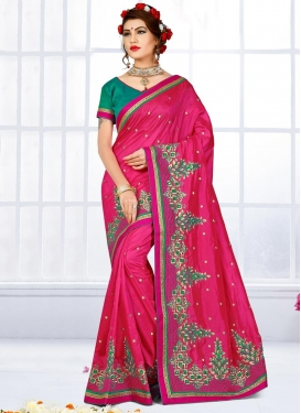 Sensational Silk Traditional Saree