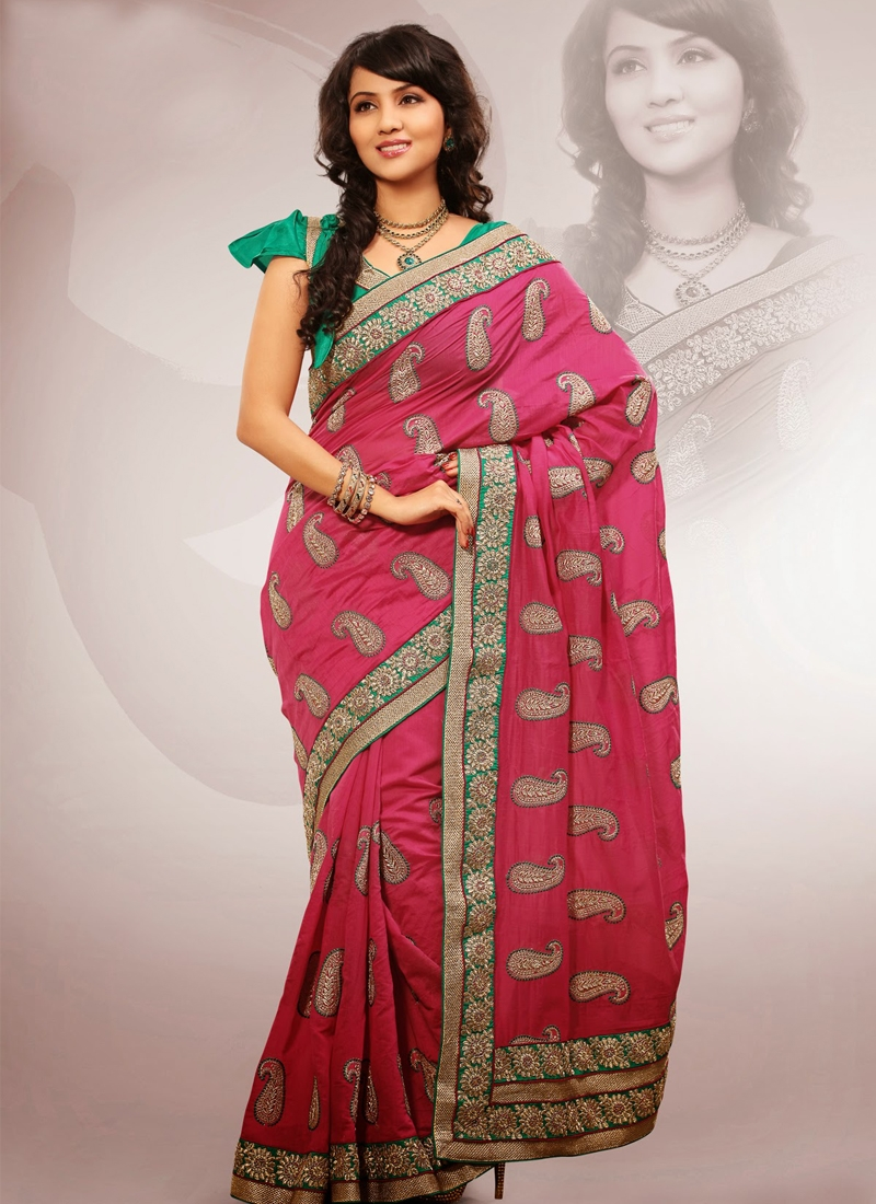 Sensible Chanderi Cotton Silk Party Wear Saree