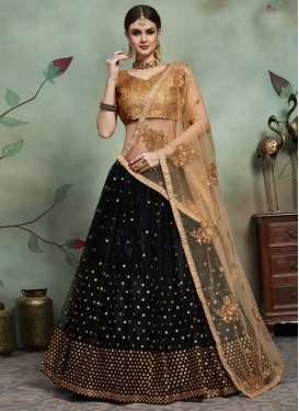 Sequins Work Trendy Lehenga Choli