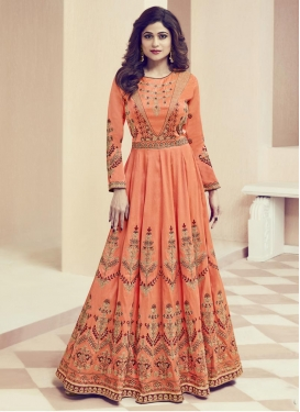 Shamita Shetty Trendy Salwar Suit