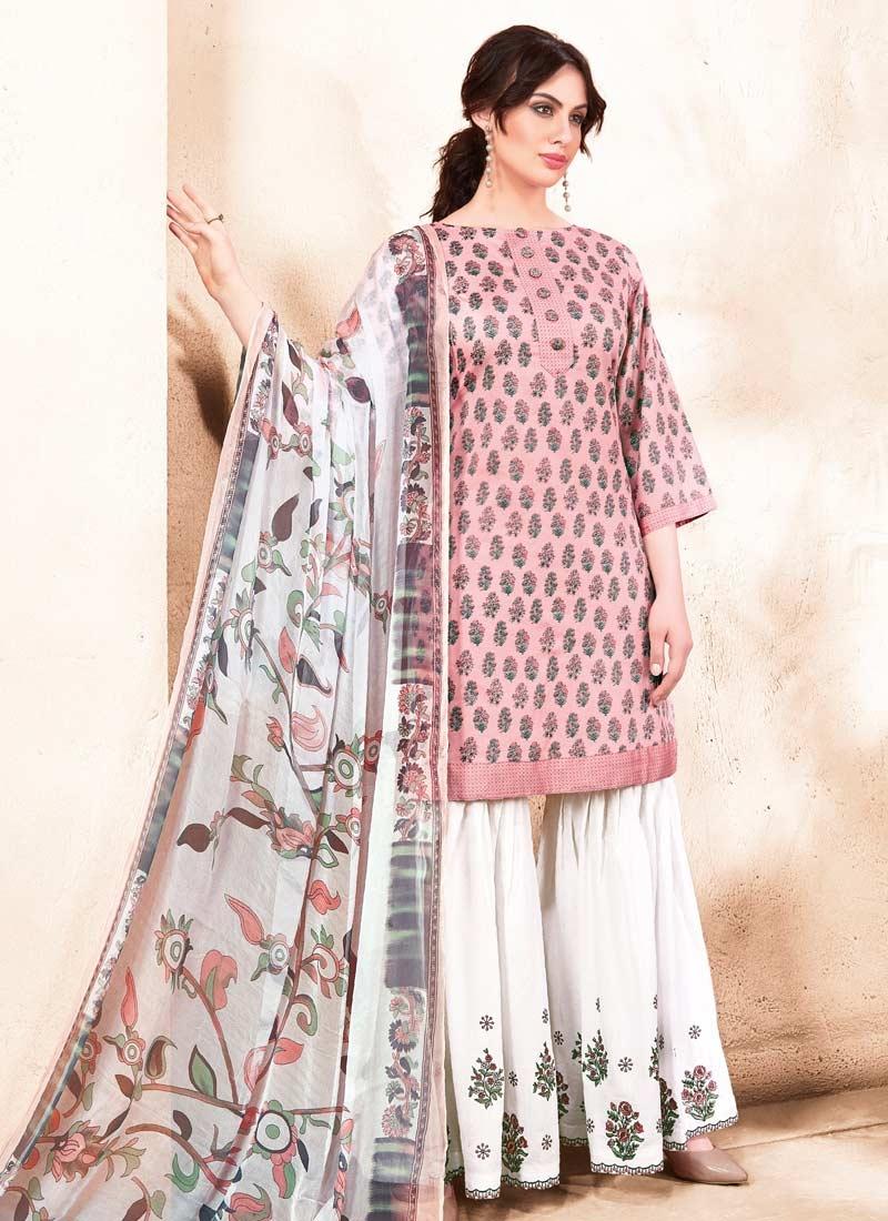 b744d90a7e Shop Sharara Salwar Kameez For Ceremonial Online - Salwar Kameez