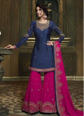 Sharara Salwar Suit For Party