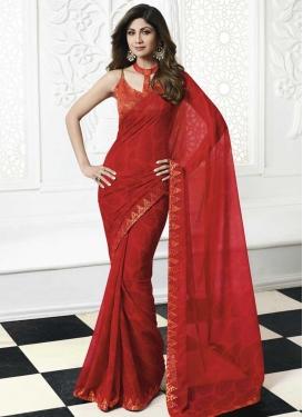 Shilpa Shetty Classic Saree