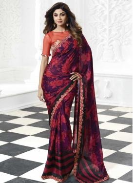 Shilpa Shetty Trendy Saree