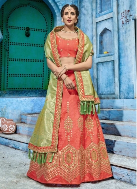 Silk Designer Classic Lehenga Choli