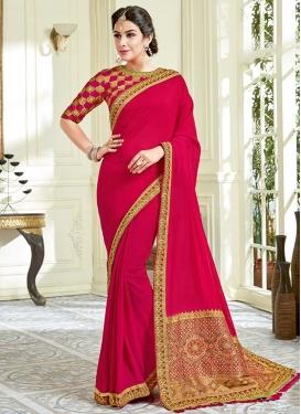Silk Designer Contemporary Saree