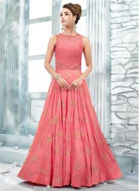 Silk Readymade Classic Gown