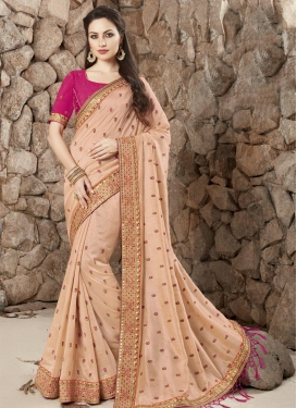 Silk Traditional Saree For Festival