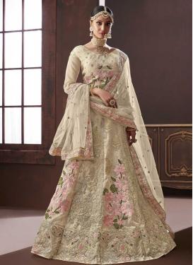 Silk Trendy A Line Lehenga Choli
