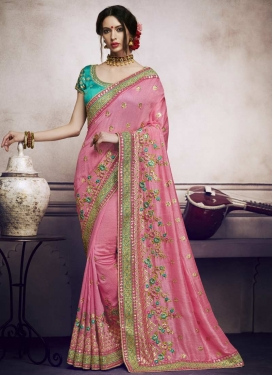 Silk Trendy Classic Saree For Festival