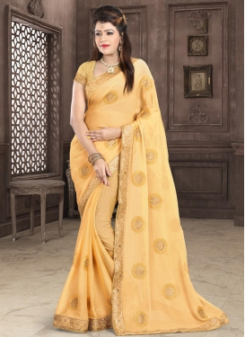 Sonorous Contemporary Saree For Festival