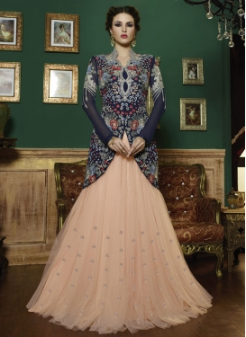 Sonorous Cream Color Designer Lehenga Choli