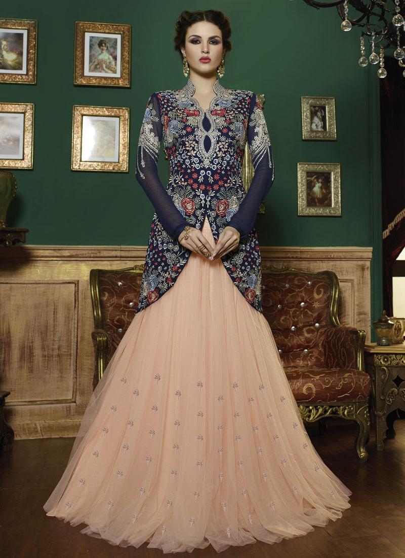 Sonorous Cream Color Designer Lehenga Choli