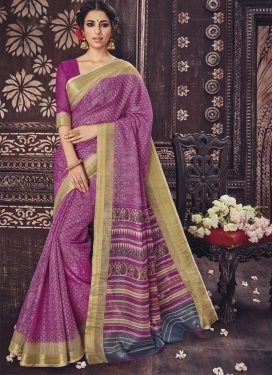 Sophisticated  Contemporary Saree
