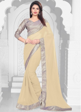 Sorcerous  Contemporary Style Saree