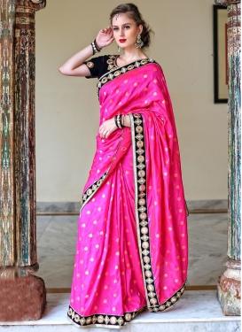 Sorcerous Designer Saree