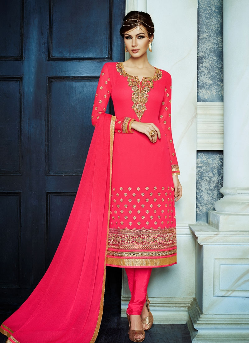 Sorcerous Karachi And Stone Work Party Wear Salwar Kameez
