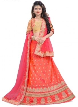 Sorcerous Silk Trendy Lehenga Choli For Festival