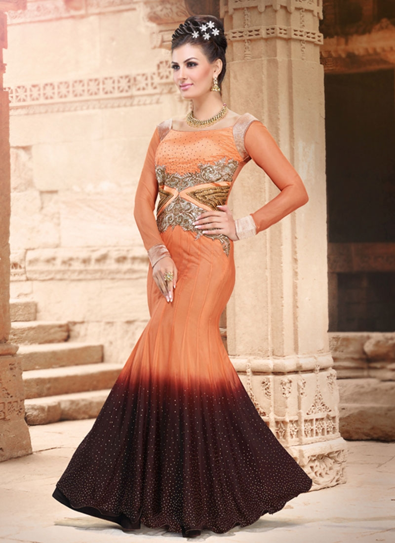 Sparkling Stone Work Designer Salwar Suit