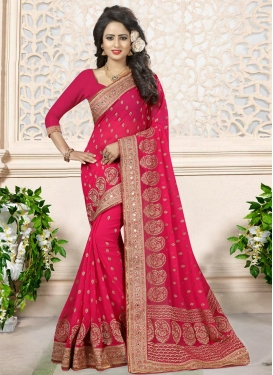Specialised  Georgette Contemporary Saree