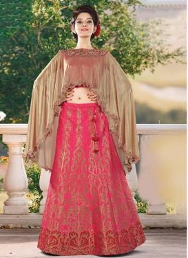 Spectacular Designer A Line Lehenga Choli