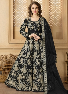Spellbinding  Long Length Anarkali Salwar Suit