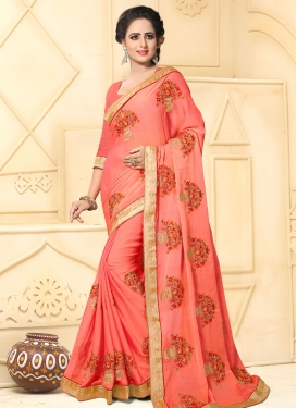 Striking Traditional Saree