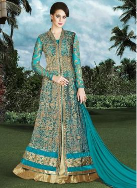 Suave  Art Silk Kameez Style Lehenga Choli
