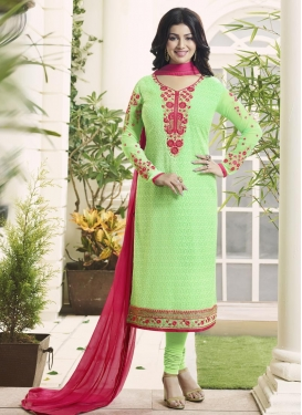 Sweetest Ayesha Takia Long Length Pakistani Suit