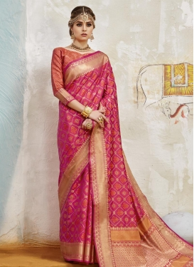 Thread Work Classic Saree