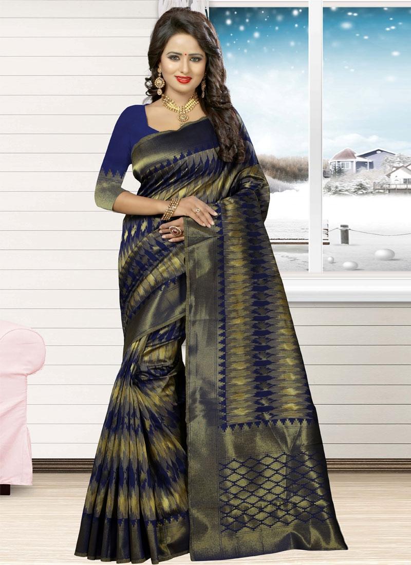 Tiptop Trendy Classic Saree For Ceremonial