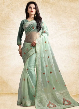 Tissue Contemporary Saree
