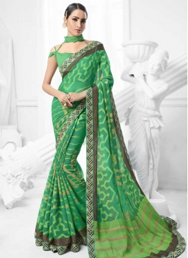 Traditional Designer Saree For Festival