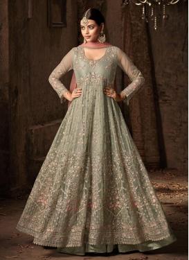 Trendy Anarkali Salwar Kameez For Ceremonial