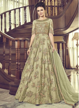 Trendy Anarkali Salwar Kameez For Ceremonial